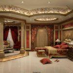 ایده های زیبا برای نورپردازی سقف اتاق خواب
