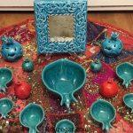 انواع مجموعه مدل ظروف سفره هفت سین عید نوروز