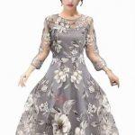 شیک ترین مدل لباس مجلسی دخترانه و زنانه کوتاه کره ای 2017 – 96