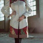 گالری شیک ترین مدل مانتو مجلسی پاییزی زنانه 2018