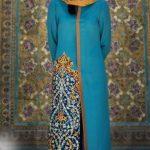 ژورنال جدیدترین مدل مانتو عید 96 ایرانی سنتی زنانه و دخترانه