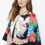 جدیدترین مدل های مانتوی شنل دار بهاره و تابستانه + عکس
