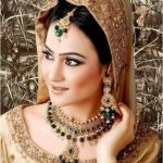 مجموعه جذاب ترین مدل جواهرات عروس هندی طرح 2017 – ۹۶