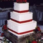 جدیدترین مدل کیک عروسی طبقاتی طرح 2017 – 96 سری اول
