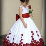 لباس عروس دخترانه + لباس عروس دخترانه ۲۰۱۷ + لباس عروس دخترانه ۹۶
