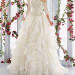 ژورنال انواع مدل لباس عروس ۲۰۱۷ ایرانی و اروپایی سری ششم