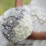 گالری زیباترین مدل دسته گل عروس ایرانی واروپایی 2017 – 96 سری دوم