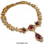 شیک ترین مدل طلا و جواهرات + گالری طلا و جواهرات الماس و بولگاری