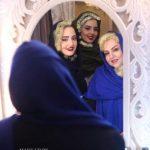 تبریک نرگس محمدی به مادرش به مناسبت روز مادر + عکس