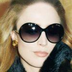 عینک دخترانه جدید + گالری عینک دخترانه جدید آفتابی 2018