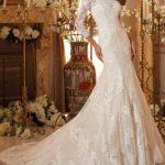 مدل لباس عروس ایرانی + ژورنال مدل لباس عروس ایرانی 2018 – 97