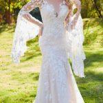 لباس عروس جدید + گالری لباس عروس جدید ایرانی 2018 – 97