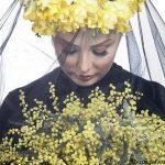 نیوشا ضیغمی در جواهرات بی نظیر گالری بلو وایت
