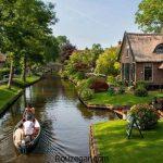 گالری عکس روستاها و زیباترین مناطق دیدنی جهان