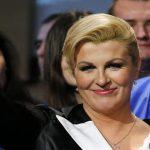 جنجال عکس های رئیس جمهور کرواسی در کنار ساحل