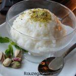 شیر برنج + طرز تهیه شیر برنج قالبی سنتی و خوش طعم