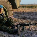 عکس های دیدنی از زنان مرگبار ارتش روسیه