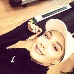 خبر جنجالی کشف حجاب صدف طاهریان در اینستاگرام