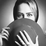 گریم سمانه پاکدل در سریال همسایه ها + عکس