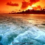 زیباترین عکس دریا و شگفت انگیزترین ساحل عاشقانه