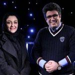 گفتگو شقایق فراهانی با رضا رشیدپور در برنامه دید در شب