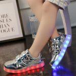 گالری انواع مدل کفش پسرانه مجلسی بچه گانه و کتونی ورزشی 2018