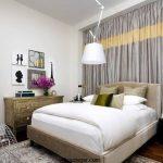 طراحی دکوراسیون اتاق خواب های کوچک شیک و مدرن 2017