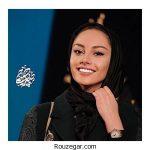 مدل مانتو ترلان پروانه در جشنواره فجر + عکس