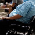 افزایش چاقی در دوران میانسالی