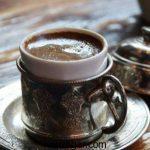 قهوه ترک با شیر + طرز تهیه قهوه ترک خوشمزه خانگی
