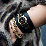 مجموعه تصاویر ساعت و دستبند ست دخترانه