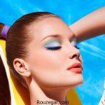 توصیه هایی برای ماندگاری آرایش در گرما