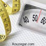 چرا به وزن مناسب خود نمی رسیم؟
