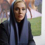زیبا بروفه در مراسم شام غریبان حسینی + عکس