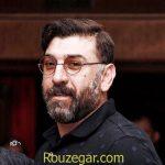 عکس های شخصی علی انصاریان و خانواده + بیوگرافی علی انصاریان