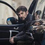 امین حیایی در نمايى از فيلم سينمايى داركوب + عکس