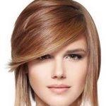 جدیدترین مدل رنگ مو و مش زیتونی روشن امبره سامبره سال 2018