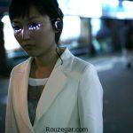 مژه های مصنوعی نورانی و درخشان LED