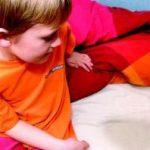علت شب ادراری کودک