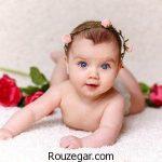 عکس نی نی و تصاویر پروفایل از نی نی کوچولوهای خوشگل