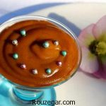 طرز تهیه سمنو برای عید 97 به همراه تزیین انواع سمنو برای سفره هفت سین