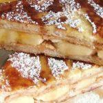آموزش شیرینی پزی نان موز و کره بادام زمینی