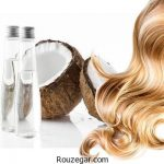 مزایای شیر نارگیل برای مو | طرز تهیه ماسک شیرنارگیل