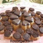 طرز تهیه برشتوک شکلاتی بدون فر و راز خوشمزه شدن برشتوک شکلاتی
