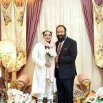 ازدواج نرگس محمدی + عکس و تصاویر مراسم عروسی و همسرش