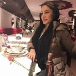 عکس های رامانا سیاح بدل ایرانی آنجلینا جولی بازیگر مشهور هالییودی