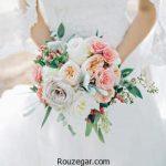 کالری زیباترین و شیک ترین مدل دسته گل عروس 2017 | دسته گل عروس 96