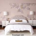 اتاق خواب عروس داماد + انواع مدل اتاق خواب عروس داماد رمانتیک 2018