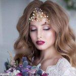 نکات مهم در انتخاب تاج و مدل موی عروس