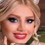 جدیدترین مدل آرایش عروس | عکس های مدل آرایش عروس 2018